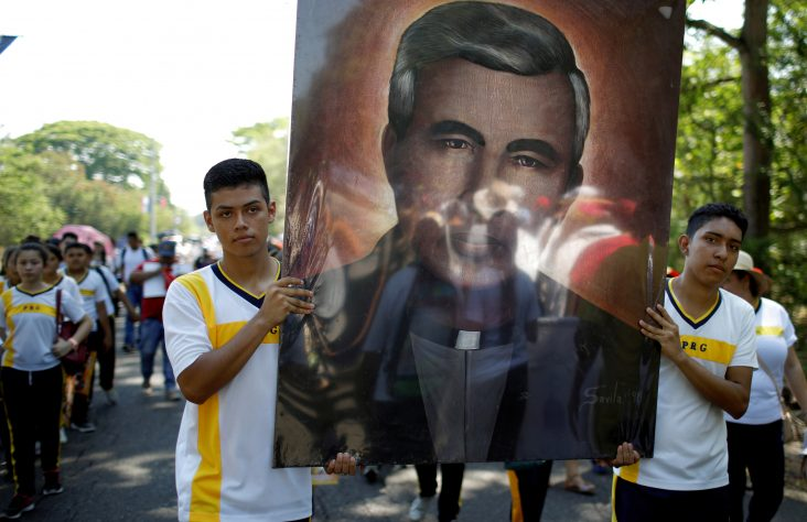 El Salvador marks 43rd anniversary of Jesuit's martyrdom as beatification looms