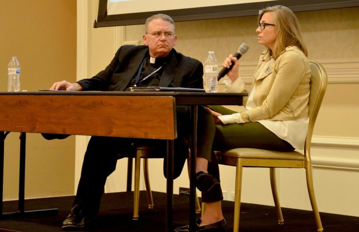 Conference explores how laity can help heal the Church after crisis