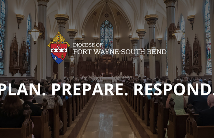 Diocese of Fort Wayne-South Bend issues local directives