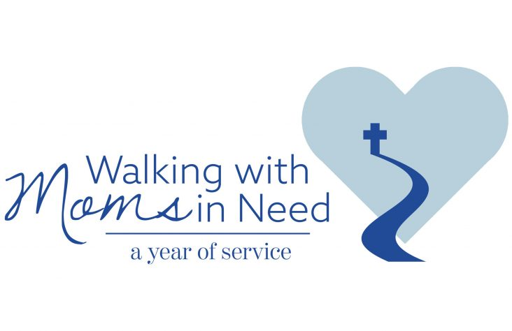 USCCB launches 'Walking With Moms in Need' yearlong parish service project