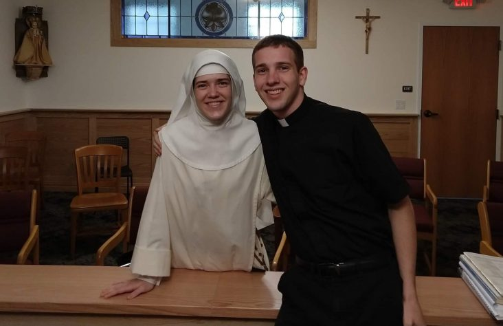 Siblings called to religious vocations found family support