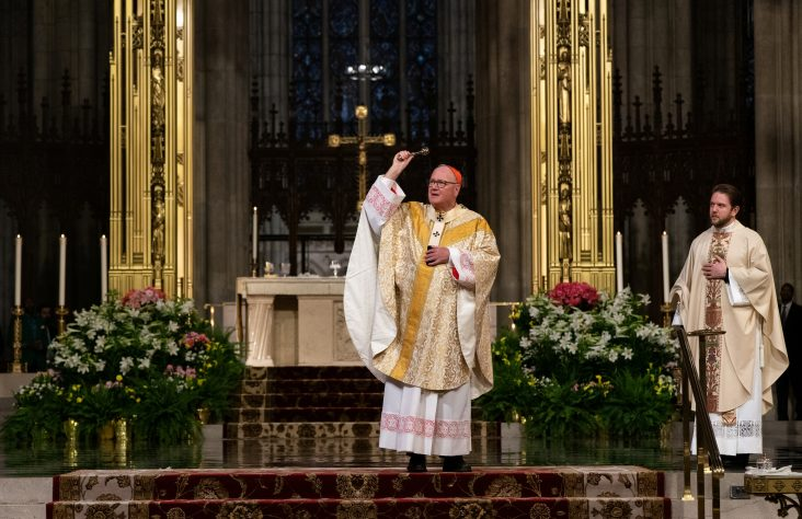 Cardinal: 'Our faith needs to kick in' amid pandemic crisis