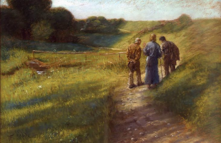 The journey to Emmaus is our journey