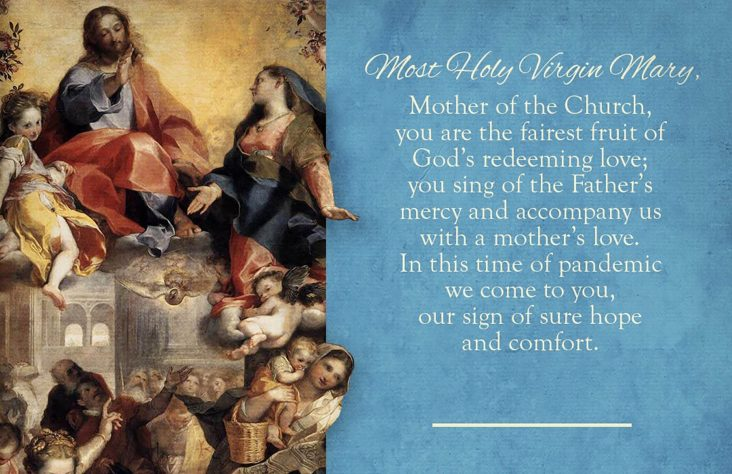 Bishops of US, Canada will consecrate their nations to Mary May 1