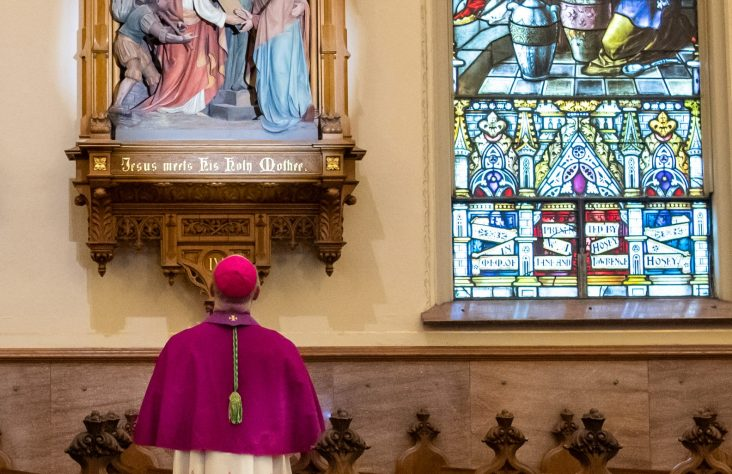 Around the Diocese: April 12, 2020
