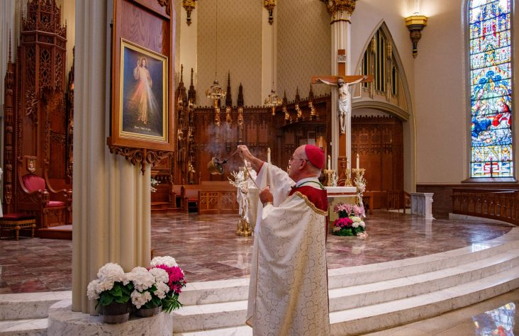 Devotion to Divine Mercy is a truth to be lived, says bishop