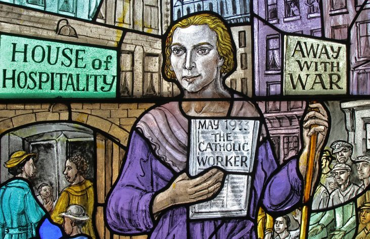 Sainthood cause for Dorothy Day picking up steam in US