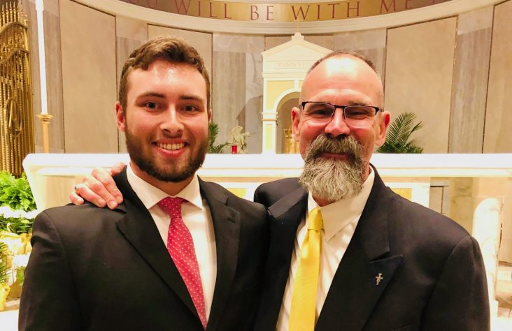 Growing beards, growing faith