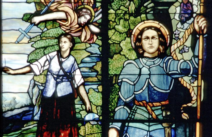 The incredible faith and strength of the maid of Orleans — St. Joan of Arc