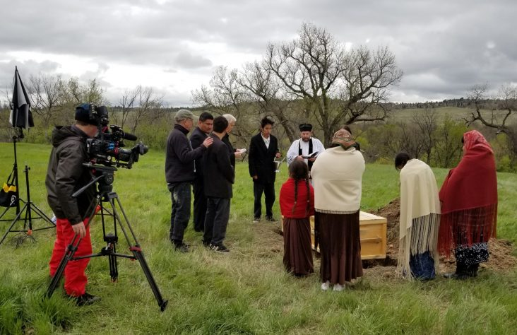 Local company produces film on Lakota Sioux spiritualist