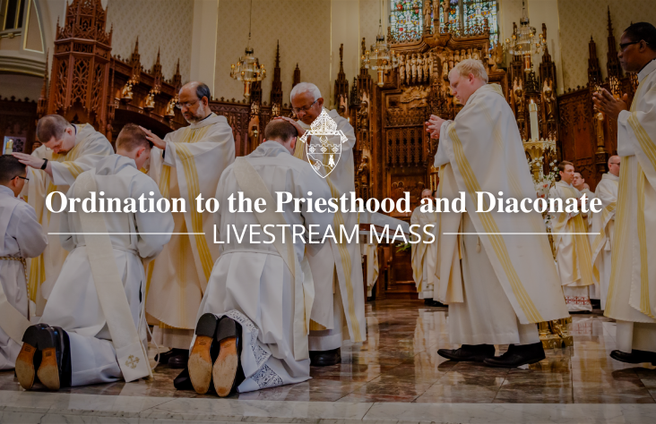 Ordinations set for June 6 at St. Vincent de Paul, Fort Wayne
