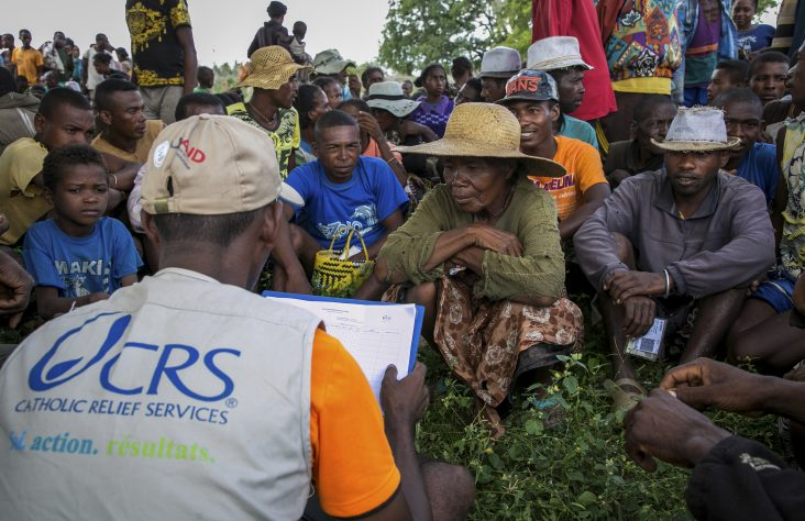 CRS to 'Lead the Way on Hunger' amid global pandemic