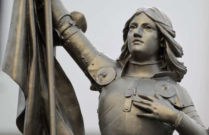 100 years after canonization, Joan of Arc remains a symbol for many