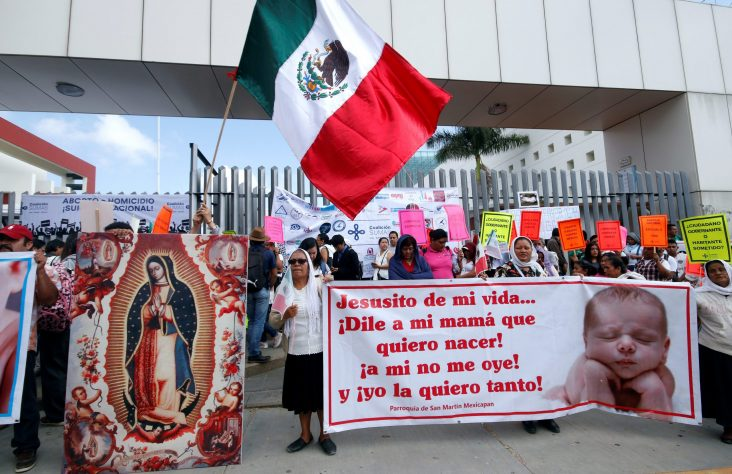 Mexican bishops call for action ahead of Supreme Court abortion ruling