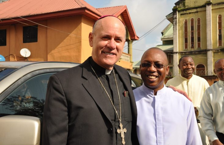 Conflict in Nigeria close to hearts of missionary priests