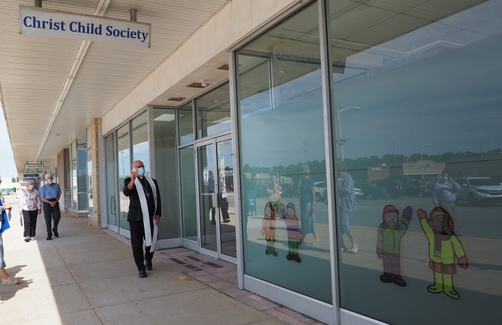 New location allows Christ Child Society of South Bend to clothe more children