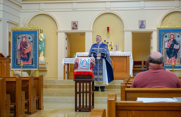 'Breathe with both lungs': the beauty of worshipping in Eastern and Western Catholic traditions