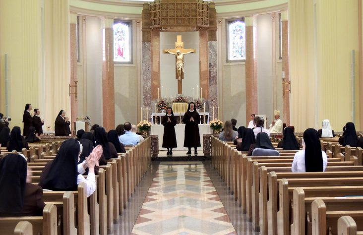Sisters of St. Francis of Perpetual Adoration celebrate jubilees