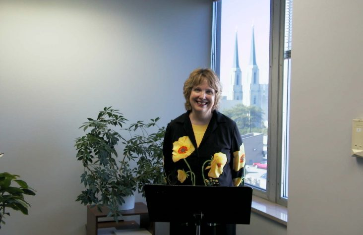 Rieger calls 60 years of music ministry a blessing and privilege