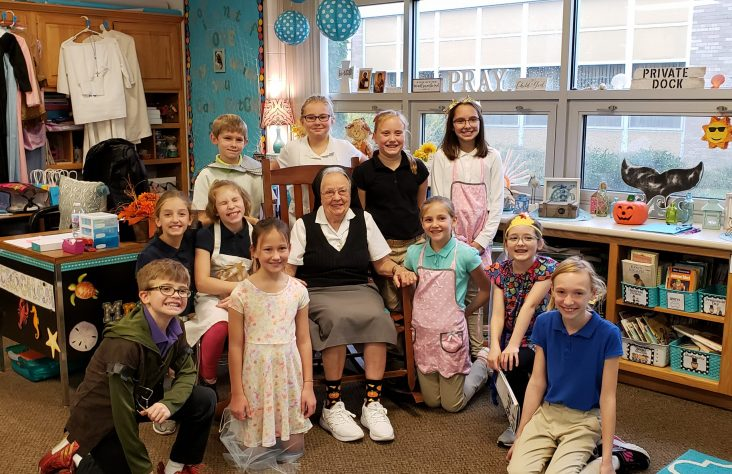Avilla school is home for former teacher and principal