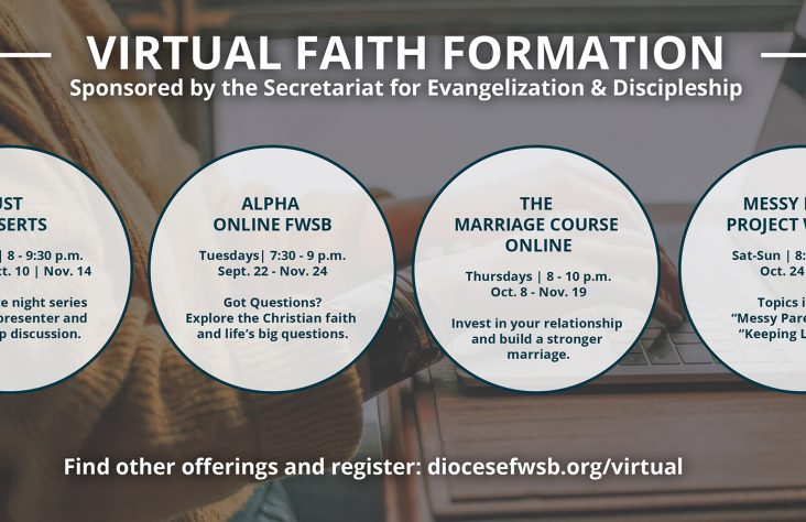 Diocese expands virtual programming
