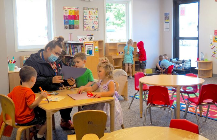St. Joseph School aims to grow from the ground up