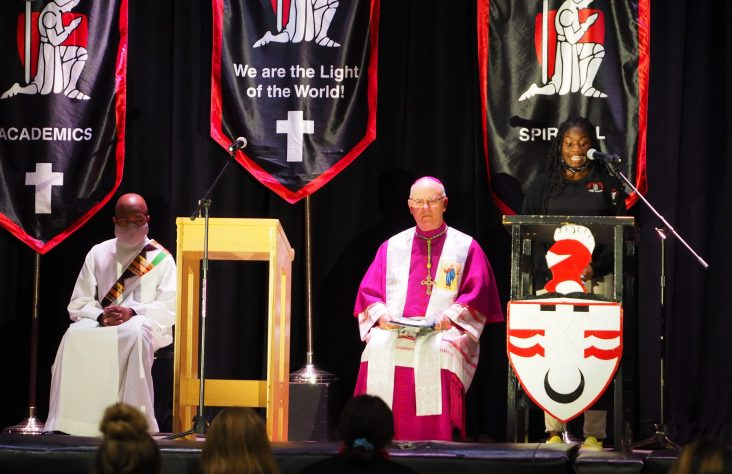 Affirming dignity of all people key to ending racism, says bishop