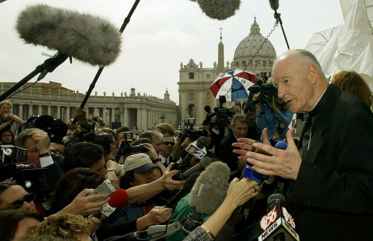 McCarrick report cites lack of investigations of rumors