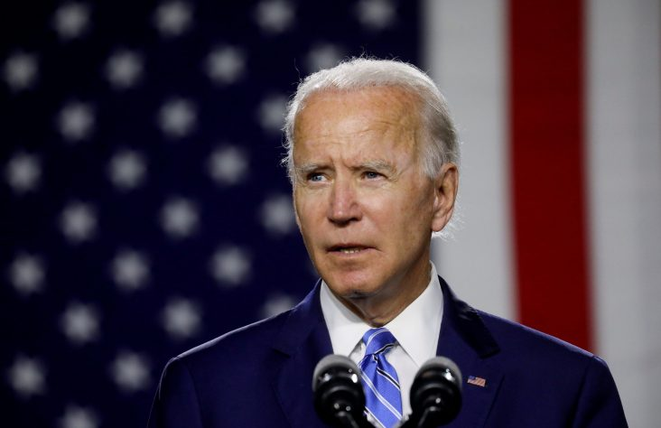 At Jesuit agency event, Biden announces he will dramatically raise refugee cap