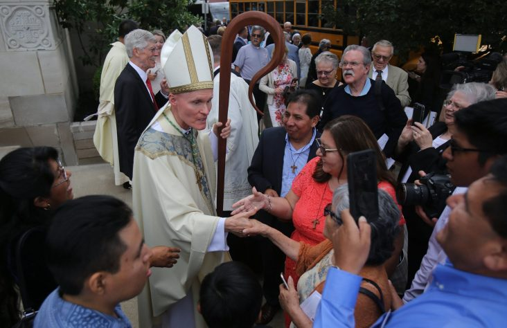 Catholics lead Christians in number of racially diverse congregations