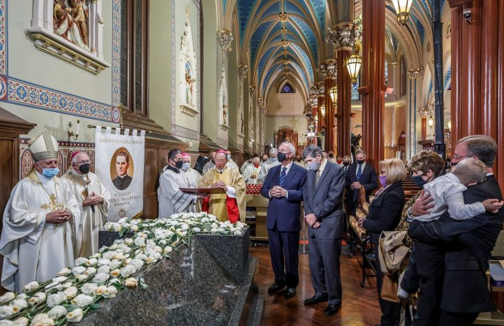 McGivney family, others 'thrilled' Knights founder is beatified