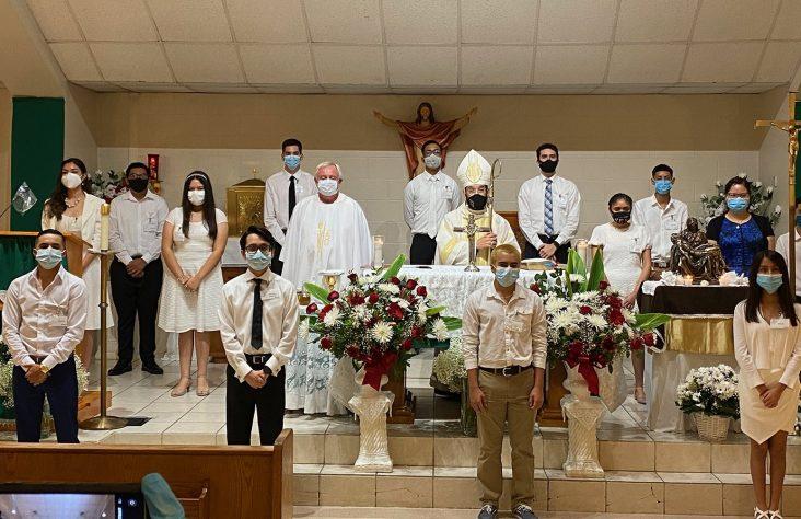 In pandemic, Catholic churches turned to technology, creativity, faith