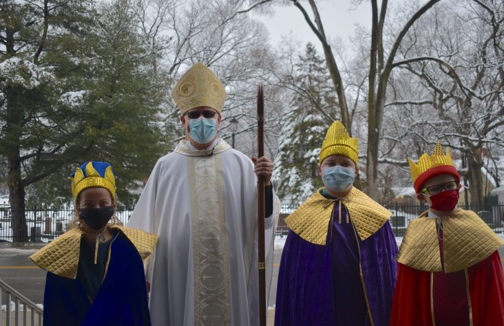 Around the Diocese: January 10, 2012