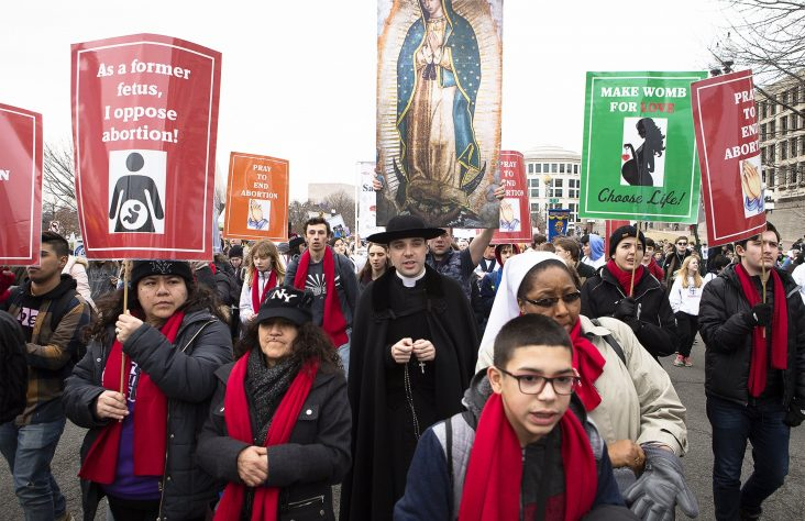 Heavy security in D.C., ongoing pandemic mean March for Life will be virtual
