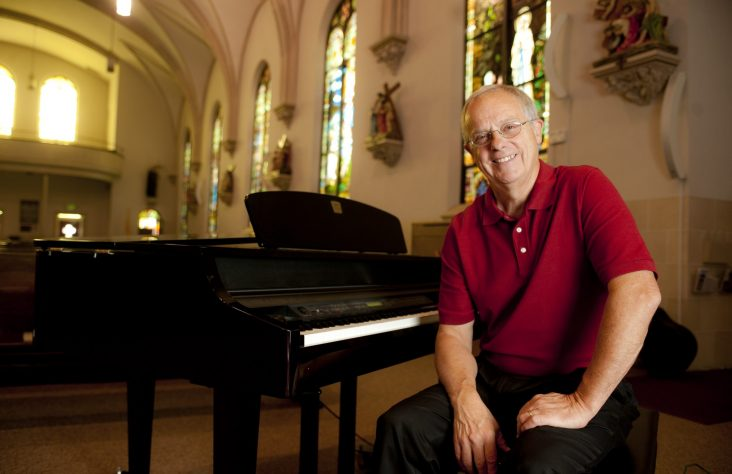 Parish music minister to compose melodic retirement