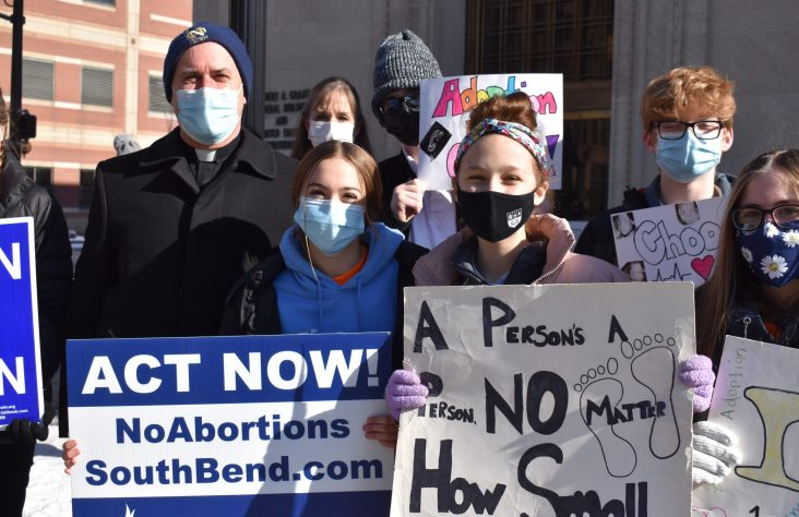 Pro-life enthusiasm outshines cold, pandemic