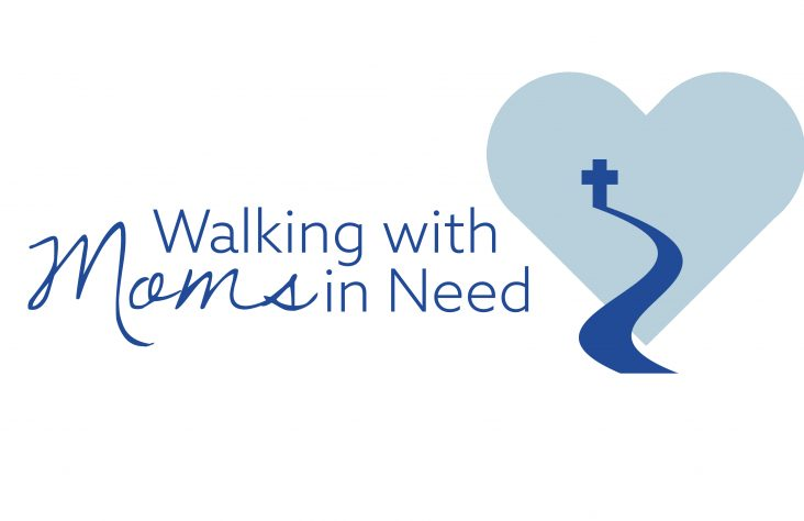 Walking with Moms in Need — Initiative asks parishioners to be Christ's presence for pregnant women and mothers