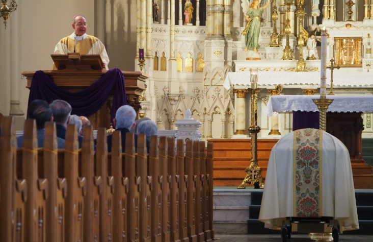 Father Phillip Widmann, 'the good Lord's disciple'