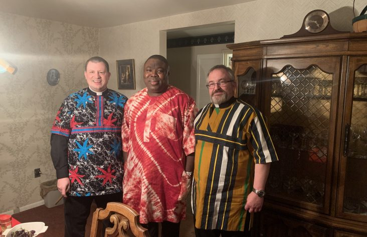 Priest's witness enhances understanding of worldwide Church
