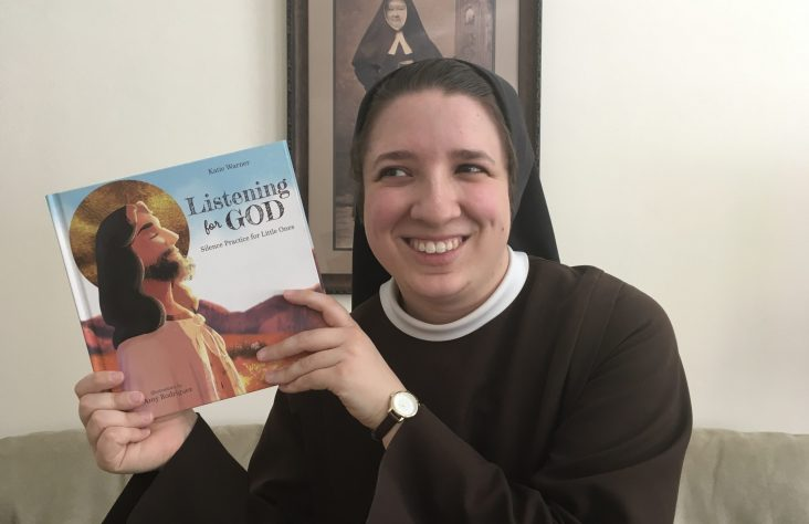 Sisters' Storybook Corner exudes joy of vocation