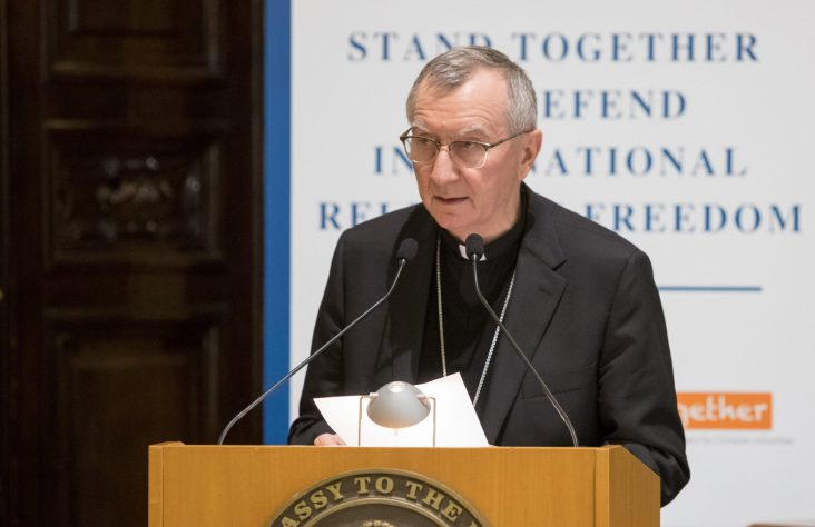Cardinal Parolin says Church divisions stem from misunderstanding 'reform'