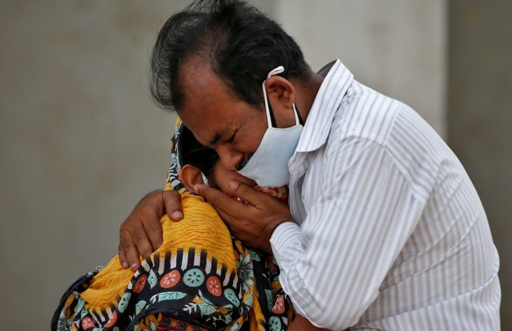 'Patients are … dying in front of my eyes,' says India hospital director