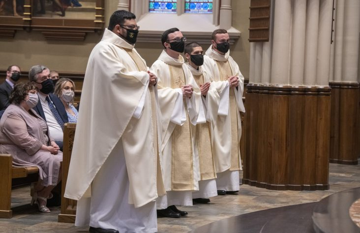 Holy Cross priests ordained