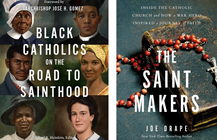 New books offer unique perspectives on long road to sainthood