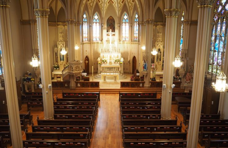Beauty a priority in church renovation
