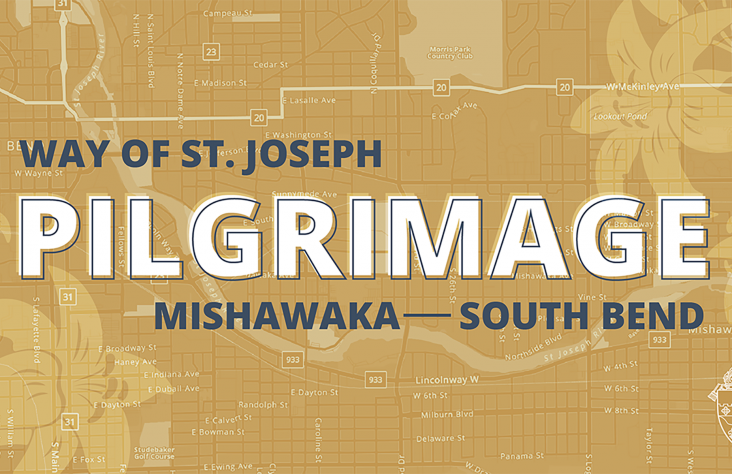 St. Joseph parishes linked for feast day pilgrimage
