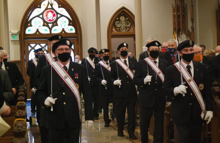 Faith central at Knights of Columbus convention