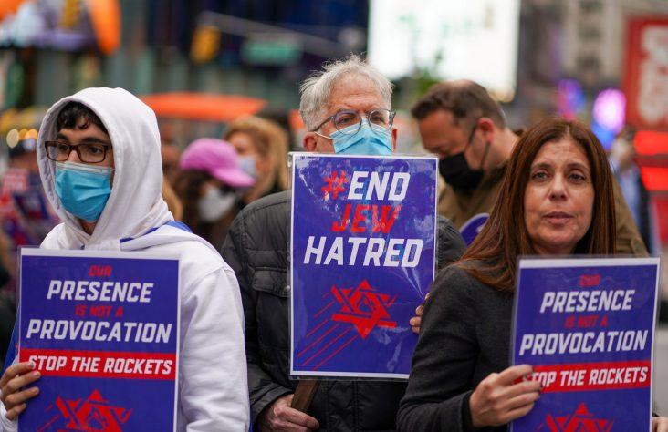 USCCB president, committee chair decry anti-Semitic attacks in U.S.