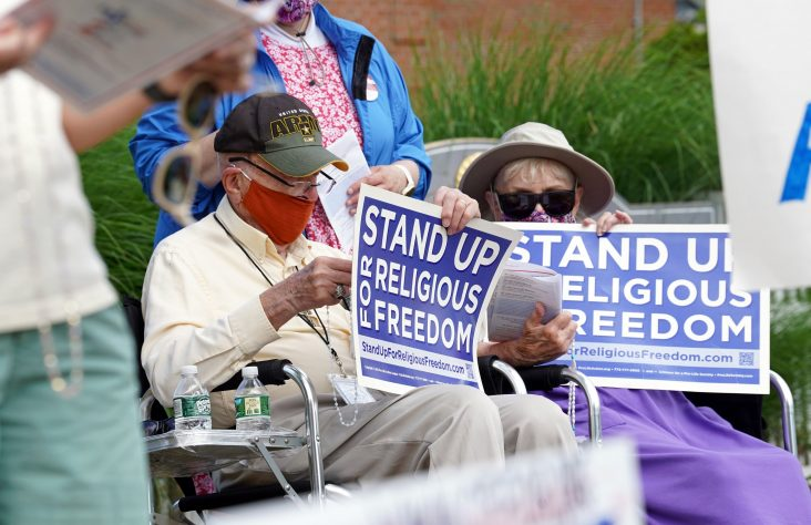 'Solidarity in Freedom' is theme of USCCB Religious Freedom Week June 22-29