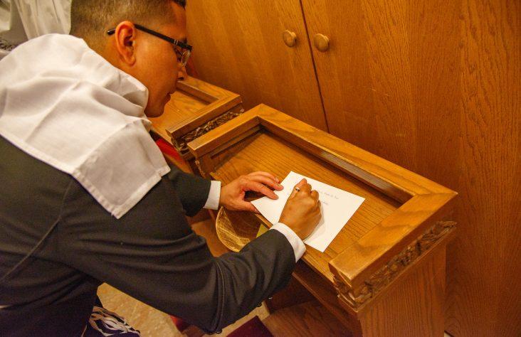 Father Arroyo Acevedo to depart for religious life in Puerto Rico